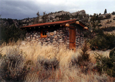 Ranch Well House